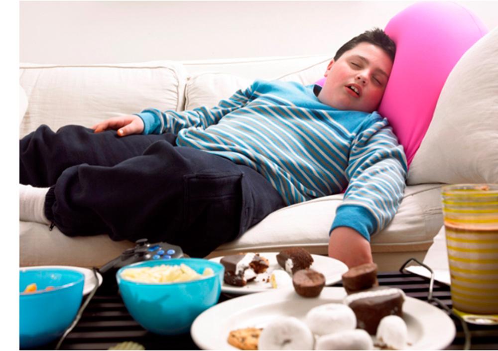 lichamelijke klachten bij overgewicht