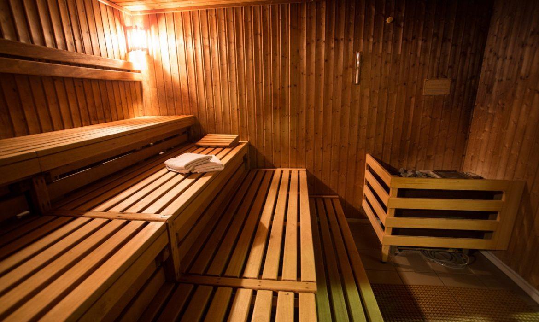 Lege sauna